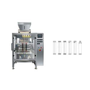 8 Линија мулти-линија сахата стап шеќер за пакување машина