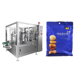 Автоматско пополнување запечатување машина за пакување за цврсто прашок или цврст