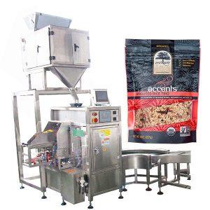 Машина за автоматско полнење и запечатување за прашок за кафе
