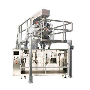 Автоматска хоризонтална претходно направена грануларна машина за пакување