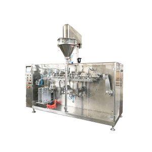 Автоматско хоризонтално претходно направено прашина машина за пакување