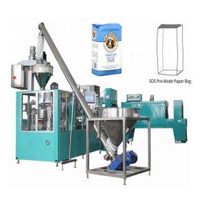 Автоматско подготвени машини за пакување на вреќата