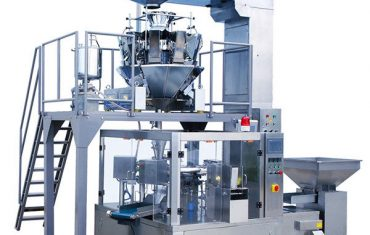 автоматско кафе грав храна ротациона патент торбичка машина за пакување