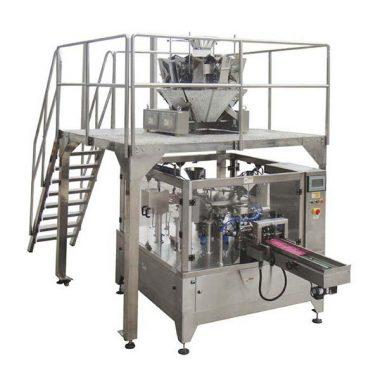 автоматски ротациони храна пакување машина патент торба