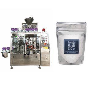 Автоматско ротирачко премачкано вреќичка за пакување за сол
