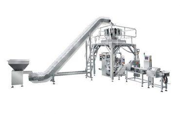 автоматска вертикална форма пополнете печат машина