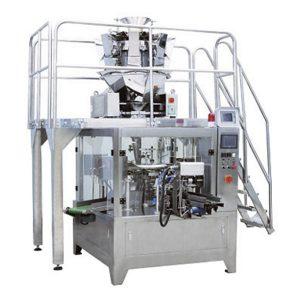 Автоматско суво овошје торба пополнување пакување машина за производство машини