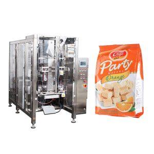 Комплетна автоматска машина за печење машина за печење храна