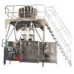 хоризонтална претходна направена машина за пакување со повеќегодишна тежина