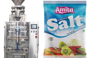 вертикална автоматска торба за пакување со кесичка за сол