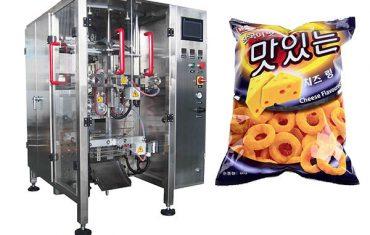 вертикална форма пополнете печат пакување машина