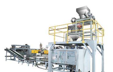 ztcp-50p автоматски прав ткаени торба пакување машина