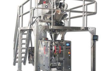 zvf-200 вертикален багер и систем за дозирање од 10 глави