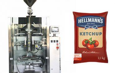 500g-2kg кечап сосови машина за пакување